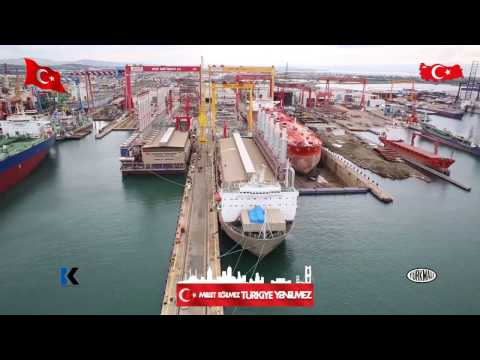ENERGY SHIPS TURKEY POWERSHİPS BLACKSEA