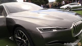 BMW Vision Future Luxury Concept 2014 Videos