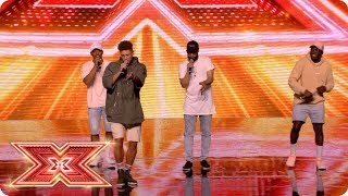 Preview  Rak Su's Knock Knock gets the crowd going | Boot Camp | The X Factor 2017