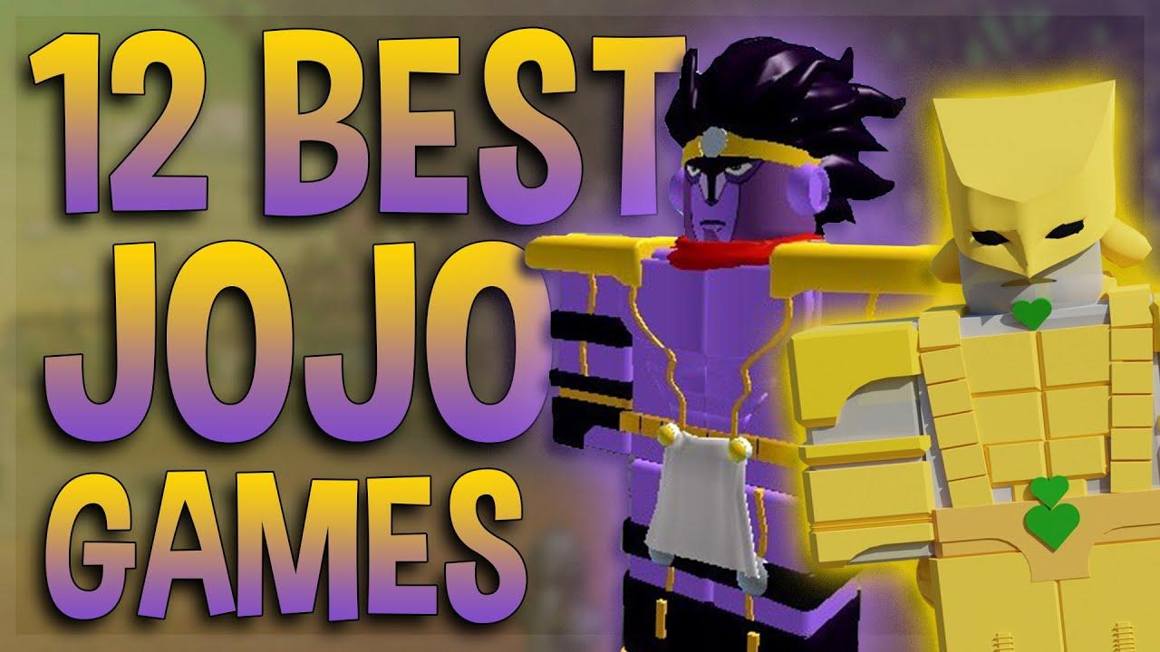 Top 12 Best Roblox Jojo Games to play in 2021