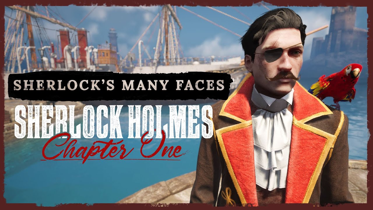 Sherlock Holmes: Chapter One - Sherlock's Many Faces - Gematsu