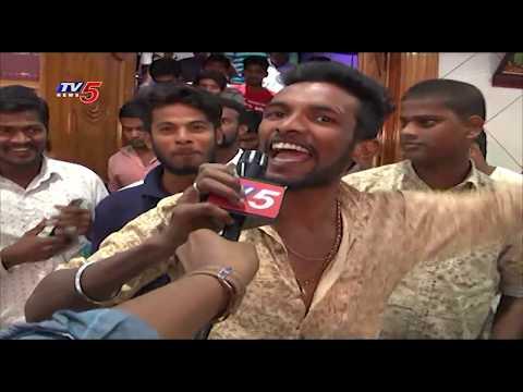 Rx 100 Movie Public Talk | Karthikeya | Payal Rajputh | TV5 News
