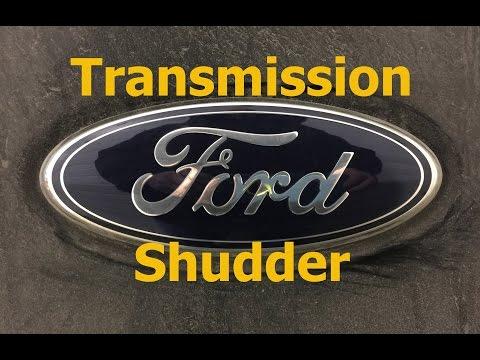 Ford F150 F250 Transmission Shudder