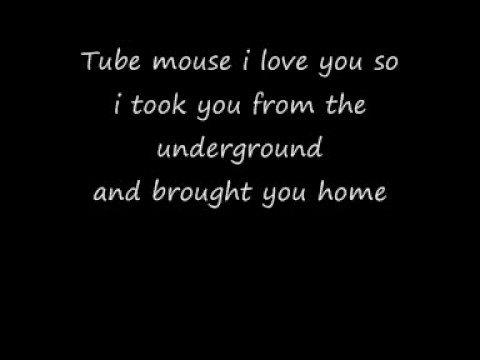 Mighty Boosh - 4 Way Crimp with lyrics