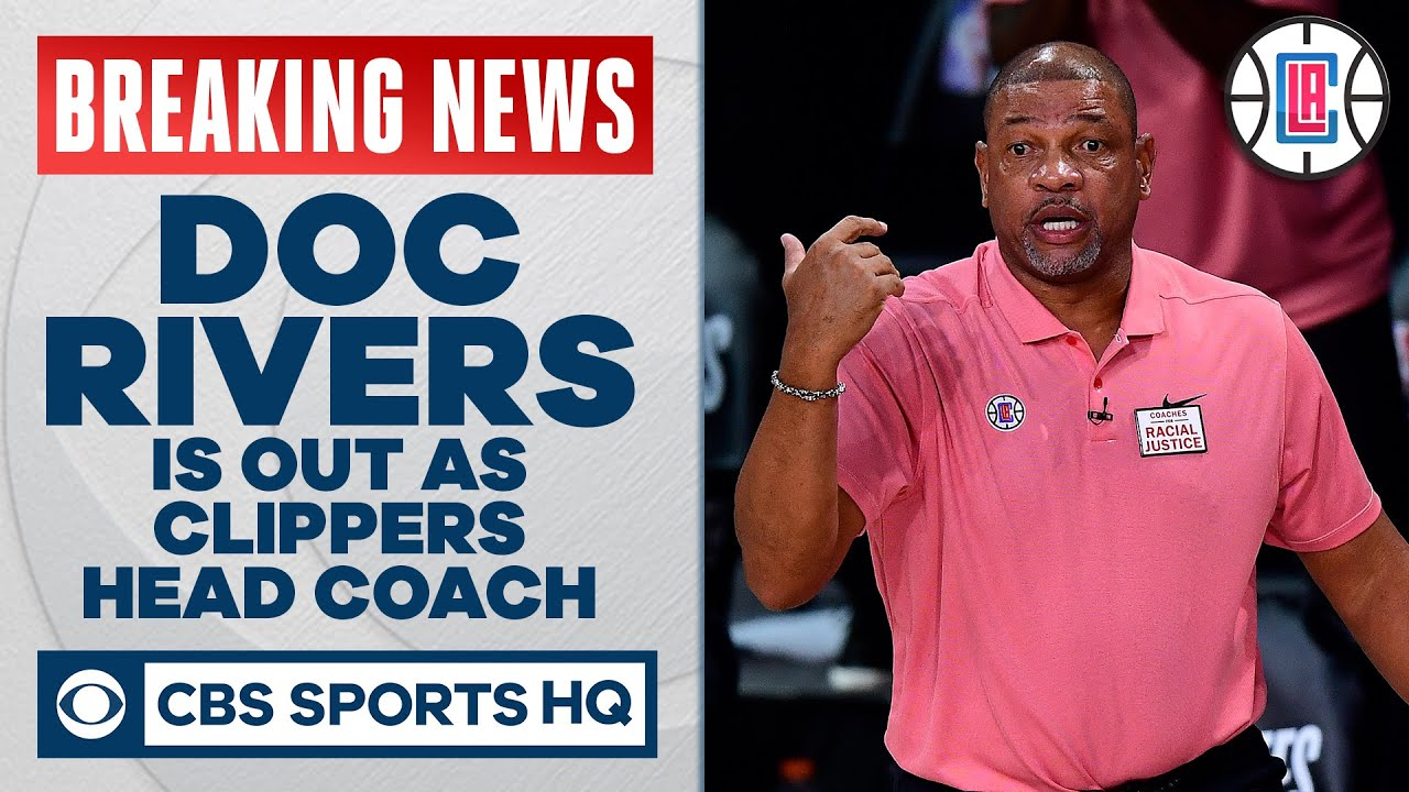 Report: Doc Rivers out as Clippers head coach