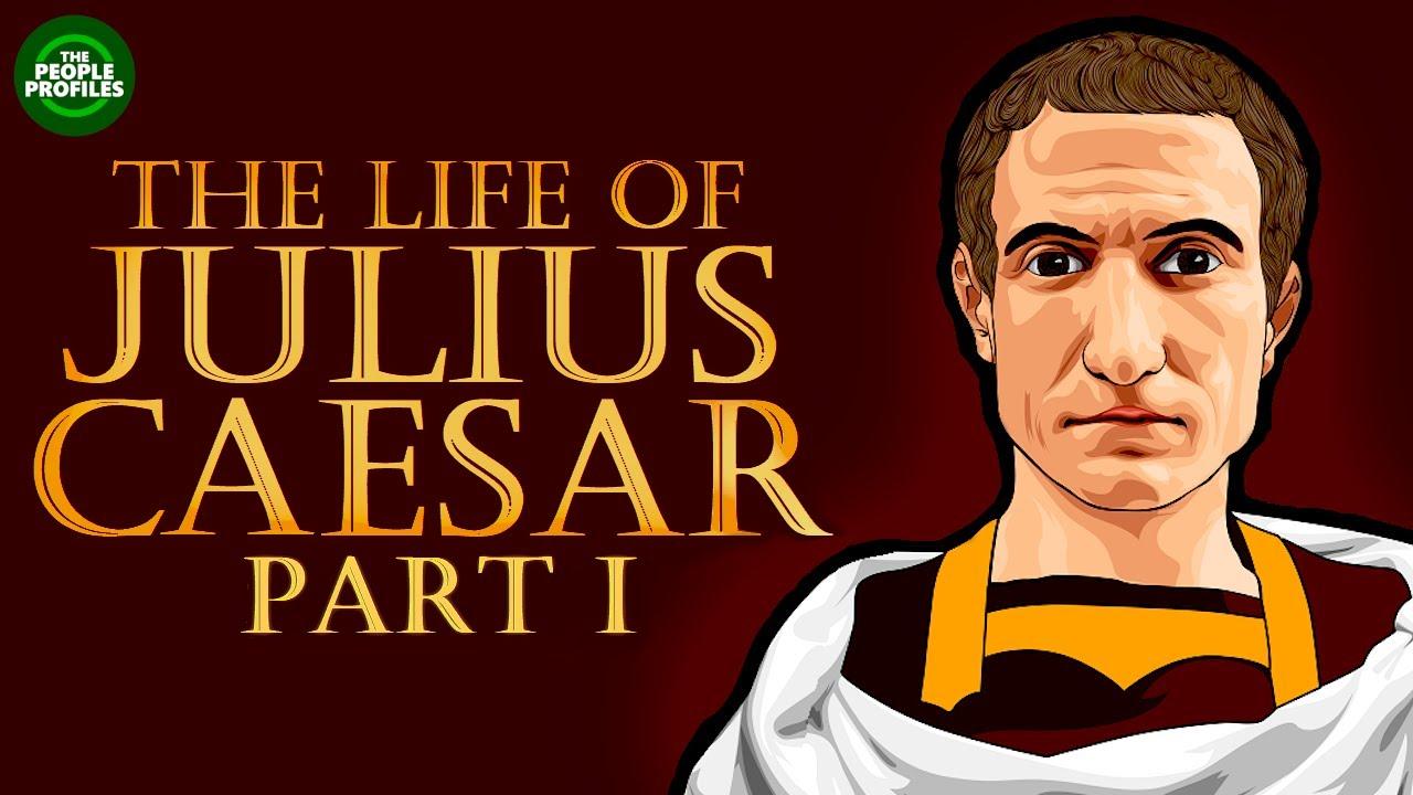Julius Caesar Documentary – Biography of the life of Julius Caesar Part One