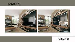 Современная мебель для гостиной комнаты Tameta от Hulsta(, 2011-05-17T14:21:51.000Z)