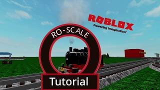 Roblox - Ro-Scale Tutorial #2 ( Higher Quality edition )