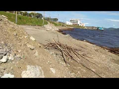 Наводнение Комсомольск. Шторм на Амуре 15 сентября 2019