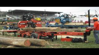 Great Portable Sawmill Shootout 2013