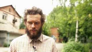 Фильм «Территория»: Репортаж со съемок