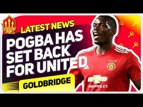 Pogba Blow! Thiago Transfer Decision! Man Utd Transfer News