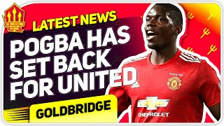 Pogba Blow! Thiago Transfer Decision! Man Utd Transfer News