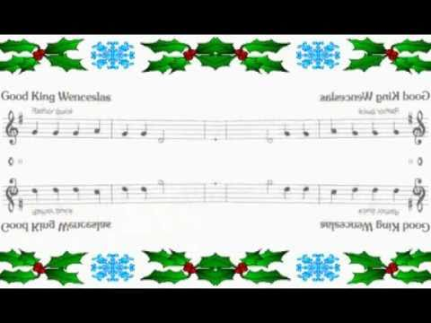 The Roches: Good King Wenceslas