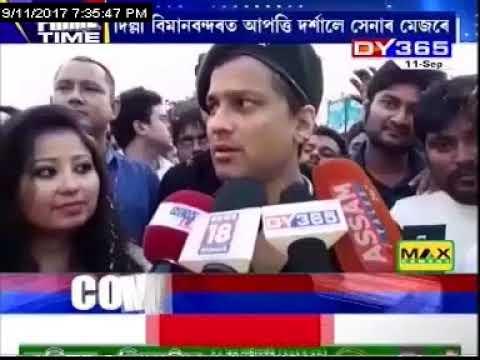Zubeen Garg || Delhi || Airport || Incident || Colonel vs Major || Mission China