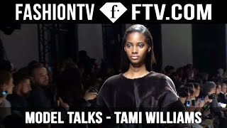 Video Jamaican Beauty Tami Williams Reveals All | Model Talks | FashionTV download MP3, 3GP, MP4, WEBM, AVI, FLV Juni 2018
