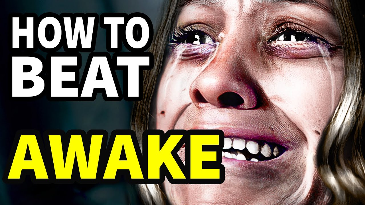 """Download How To Beat The SLEEPLESS APOCALYPSE In """"Awake"""""""