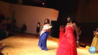 MISS BLACK AMERICA  Teen Crowning at the Red Carpet Theater
