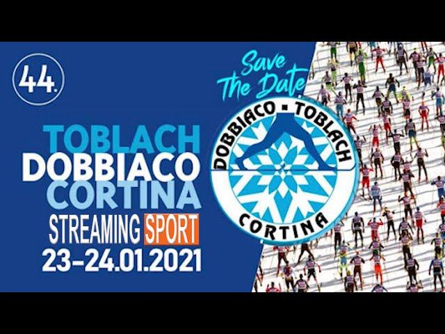 DOBBIACO CORTINA  24 Gennaio 2021
