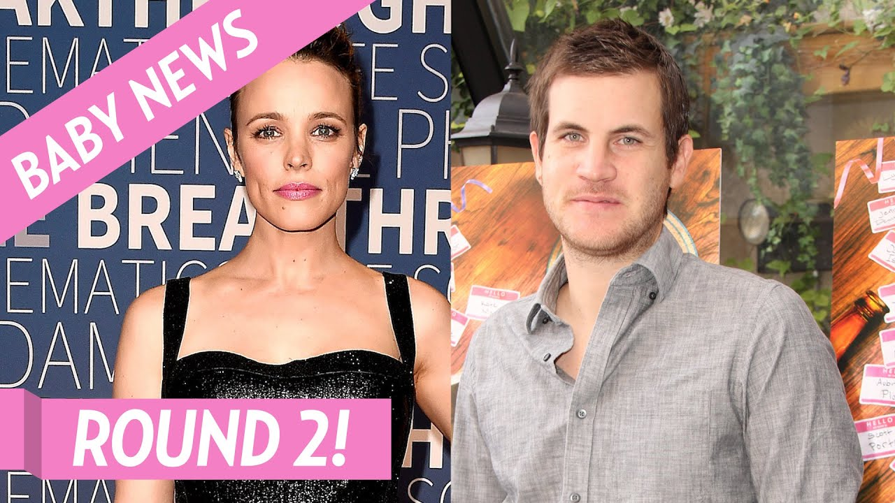 Rachel McAdams is pregnant with her second child