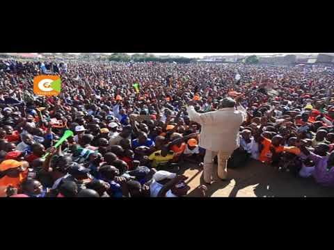 Blow to NASA as Kitui court temporarily stops people's assemblies debates