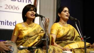 Priya sisters Annamacharya song Neela meghamao