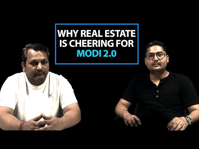 Real Estate Expectations from Modi 2.0 | RealtyMyths