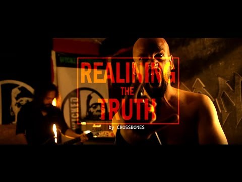 CROSSBONES - Realigning The Truth [Official Music Video]