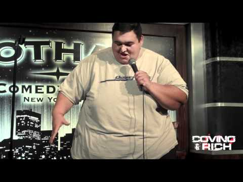 Paul Ray Live at Gotham Comedy Club