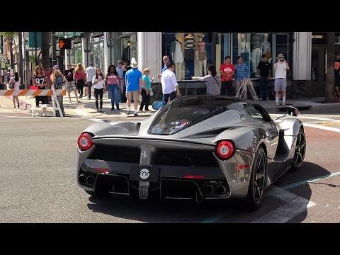 Ferrari Sundays & the Rodeo Drive Racetrack