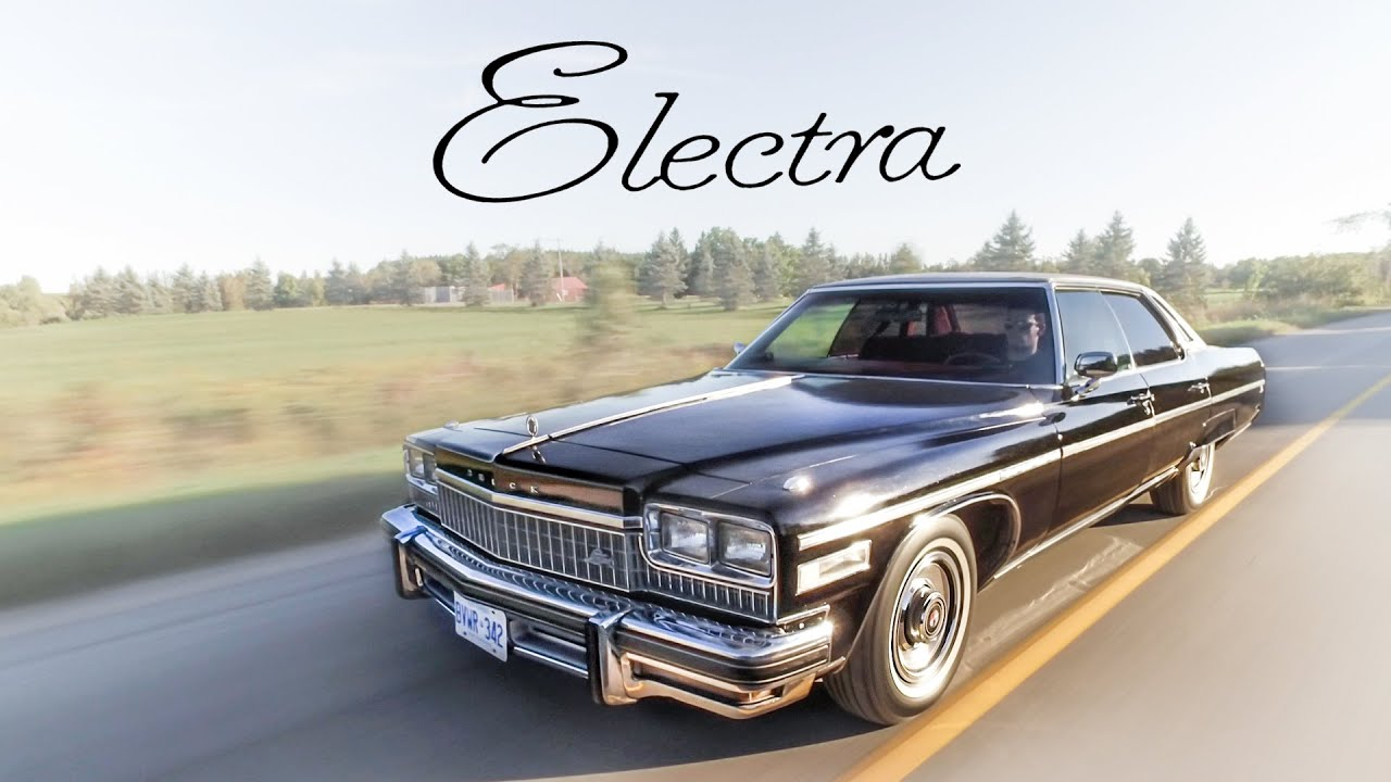 1975 Buick Electra 225 Limited Park Avenue - Oldschool Luxury - YouTube