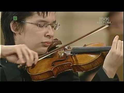 Aylen Pritchin plays at 14th International Wieniawski Competition (stage 4)