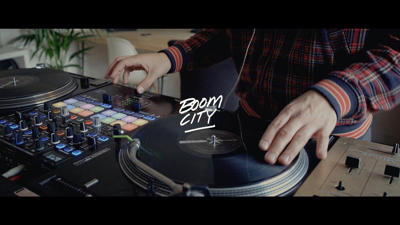 DJ ROBERT SMITH - BOOM CITY STUDIOS