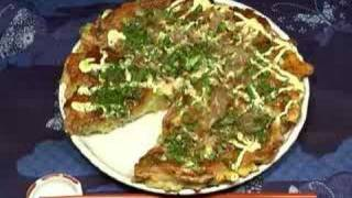 How To Make Okonomiyaki (japanese Savory Pancake Recipe) お好み焼き 作り方レシピ