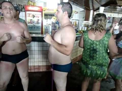 Carnaval Boêmio Bar- Só alegria