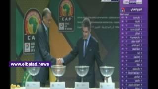 نتائج قرعة تصفيات كأس أمم أفريقيا 2019 بالكاميرون .. فيديو