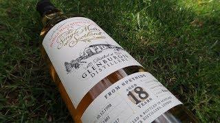 Single malts of Scotland - Glenburgie - 18yo 59.8% cask 751401 - 1 of 166 bottles