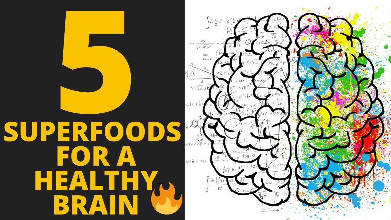 HOW TO INCREASE BRAIN POWER WITH THESE 5 SUPERFOODS | BOOST AND IMPROVE MEMORY | TIPS BY OMII RAJPUT