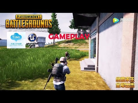 HOT NEWS 😻PLAYERUNKNOWN'S BATTLEGROUNDS MOBILE TIMI OFFICIAL FIRST GAMEPLAY SOLO