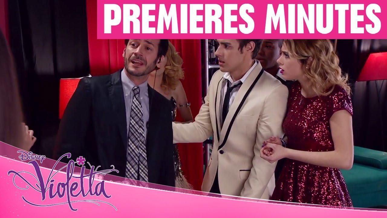 Violetta saison 3 premi res minutes pisode 21 youtube - Violetta saison 3 musique ...