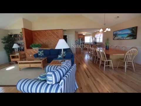 #9036 | Almost Paradise | Semi-Oceanfront Vacation Rental In 4x4 - Carova Beach| Outer Banks