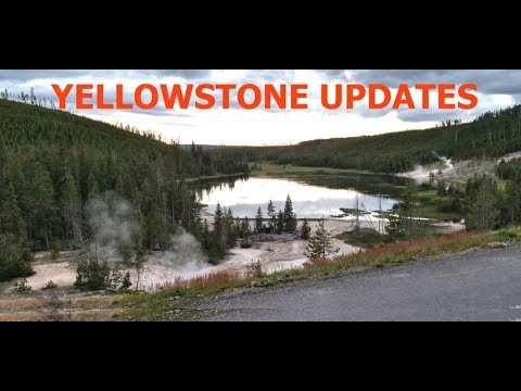 The Earth is Expanding & Latest Yellowstone Updates - 3 Active Volcanos in U.S.