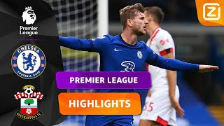 TIMO WERNER IS IEDEREEN DE BAAS 💪 | Chelsea vs Southampton | Premier League 2020/21 | Samenvatting