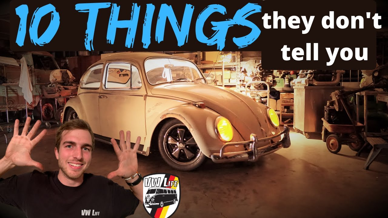 Download 10 Things They Don't Tell You about Owning a VW!