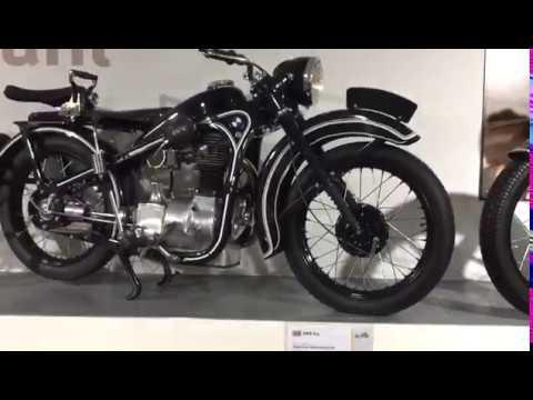 BMW R 35 - Baujahr 1938 - Bayerische Motorenwerke AG - Oldtimer - Motorrad