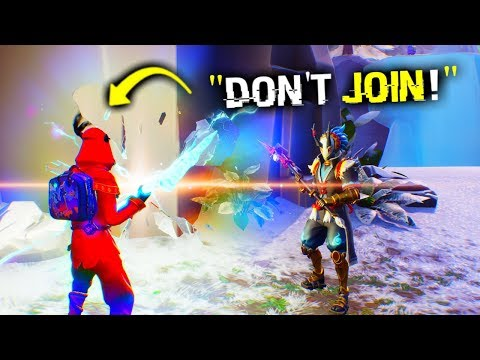 I Found His SECRET Creative Map.. (Fortnite)
