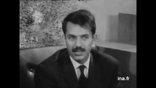 من الأرشيف: لقاء مع وزير خارجية الجزائر عبد العزيز بوتفليقة