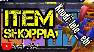 "Fortnite Suomi en direct / ITEMSHOP STRIIMI / YST-V-V-V-IV-N SKINIT?!?! / ARTICLES de PISTMD ""lele-ebi"""