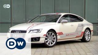القيادة الذاتية في آودي إيه 7 | عالم السرعة