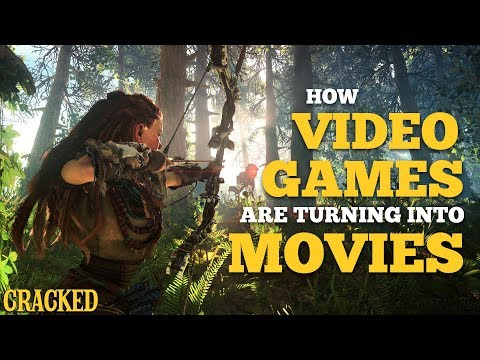 Download Youtube: How Video Games are Turning into Movies